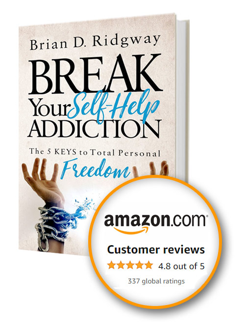 Break Your Self Help Addiction Amazon